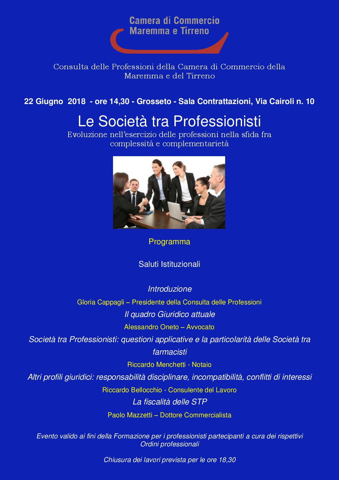 Convegno Le Societa tra Professionisti GR 22 06 2018 001