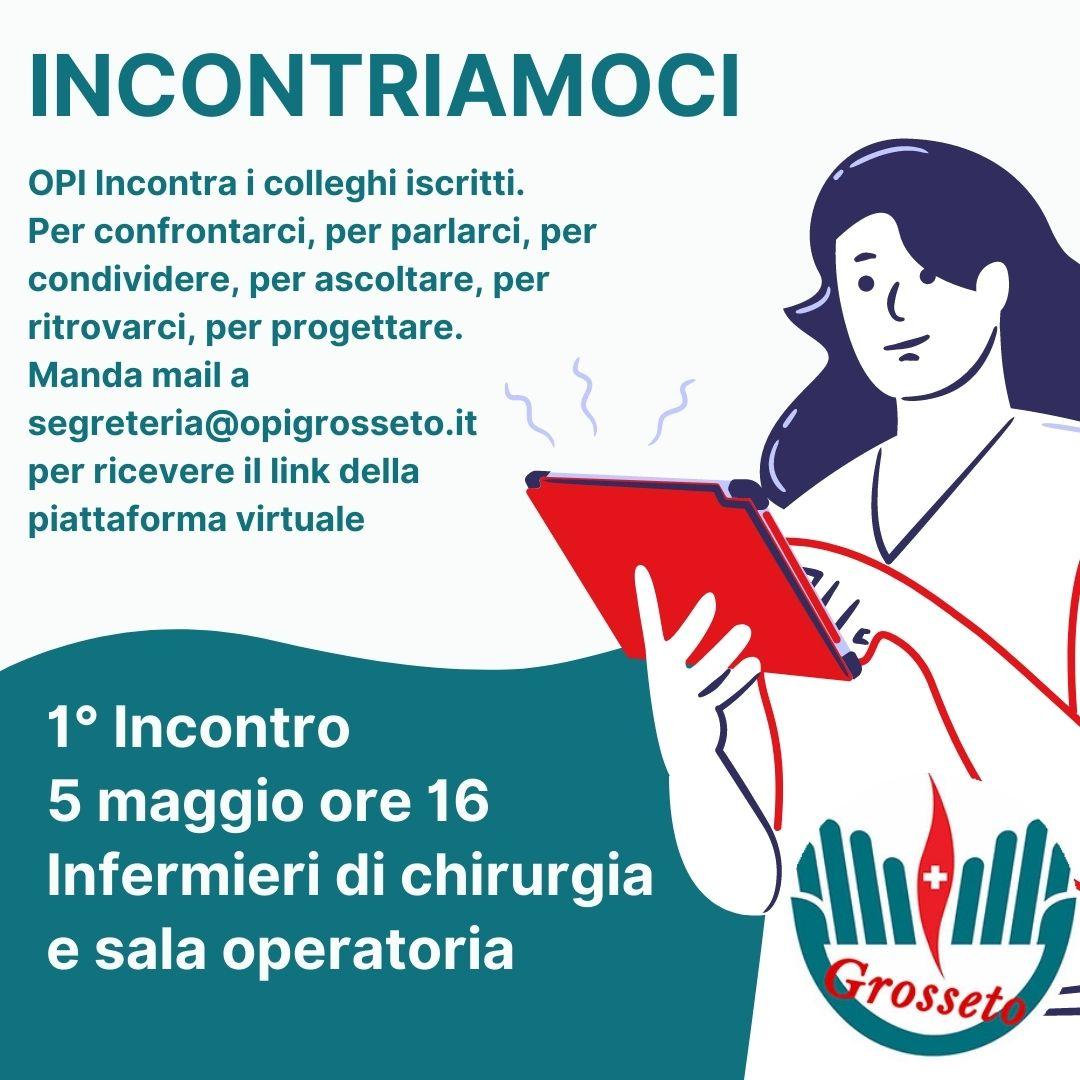 INCONTRIAMOCI 1