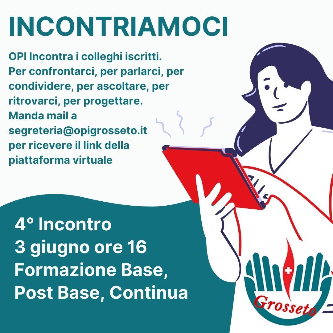 INCONTRIAMOCI 4