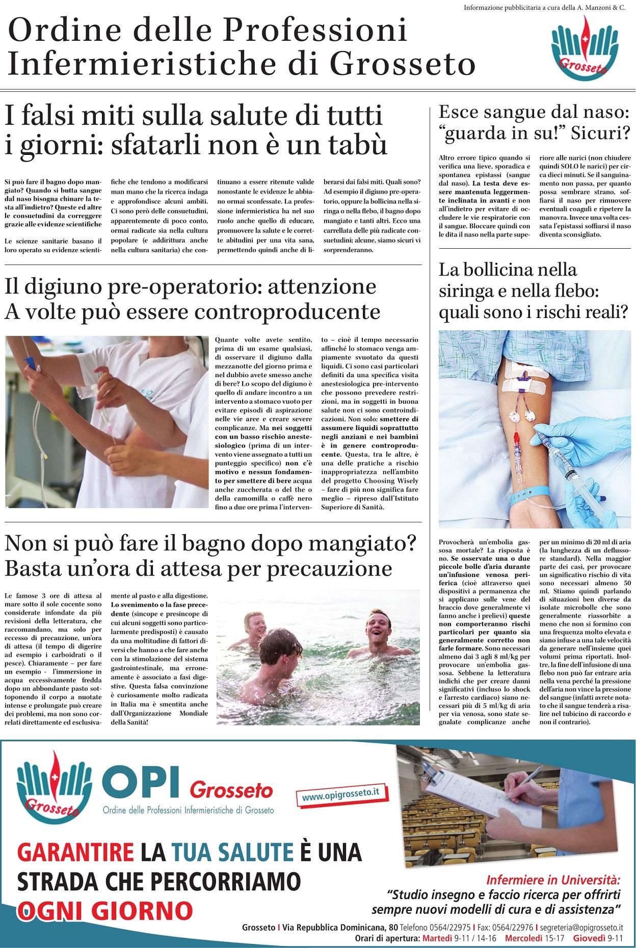 Ordini Infermieri 16.10 1