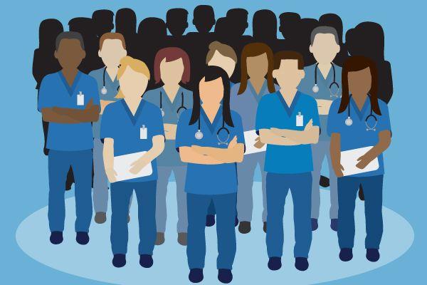 infermieri insieme