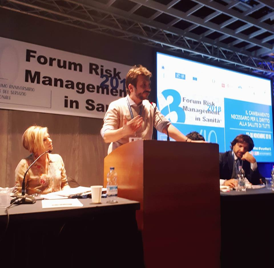 nicola draoli forum risk 2018