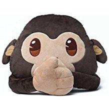 scimmia muta