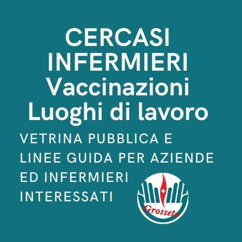 vaccinazioni luoghi di lavoro